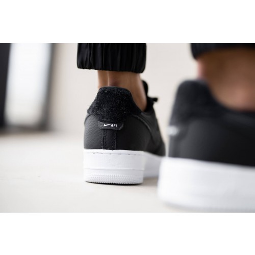 air force 1 '07 craft black/white-vast grey collection
