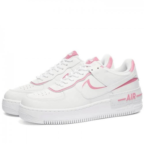 air force one blanc et rose femme clearance