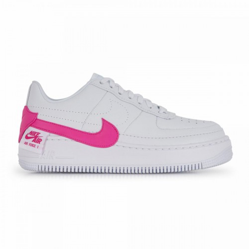 air force one blanche et rose femme solde