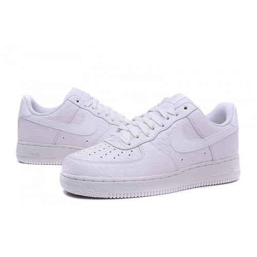 air force one blanche femme running