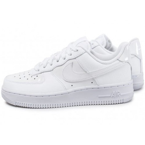 air force one blanche femme solde rabais