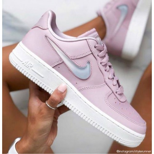 air force one femme rose pastel vente