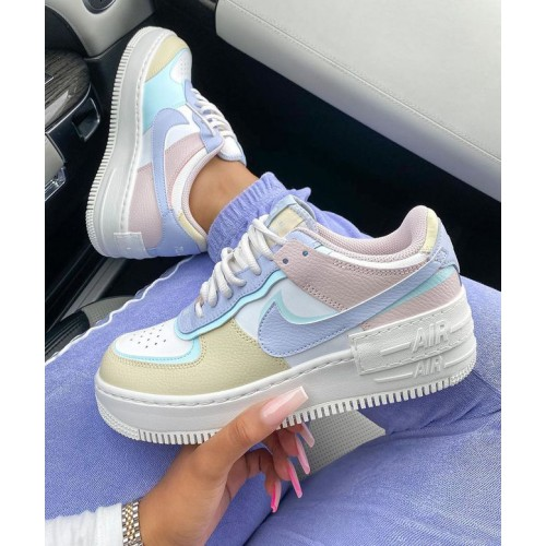 air force shadow femme pastel collection