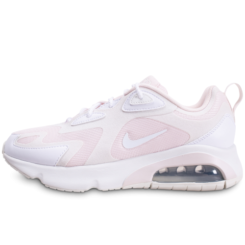 air max 200 blanche et rose femme collection