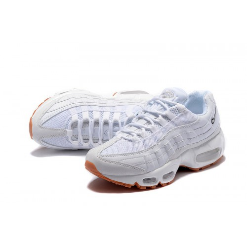 air max 95 blanche femme solde remise