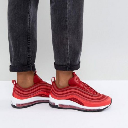air max 97 femme rouge solde