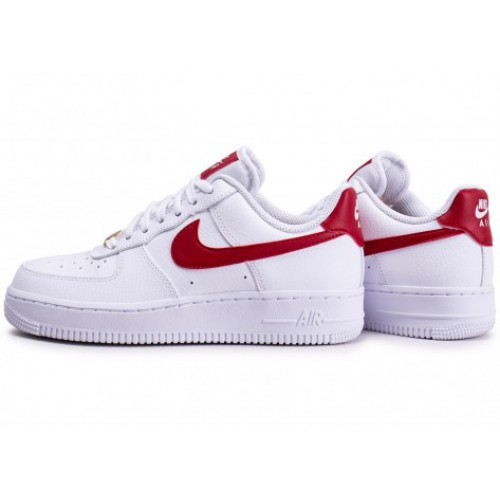 air max force 1 femme rouge remise