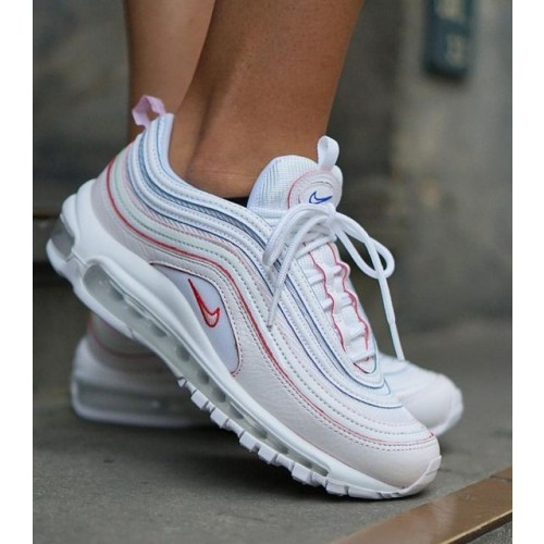 basket air max 97 femme blanche remise