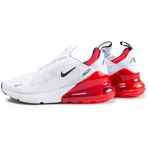 nike air blanche et rouge femme achat