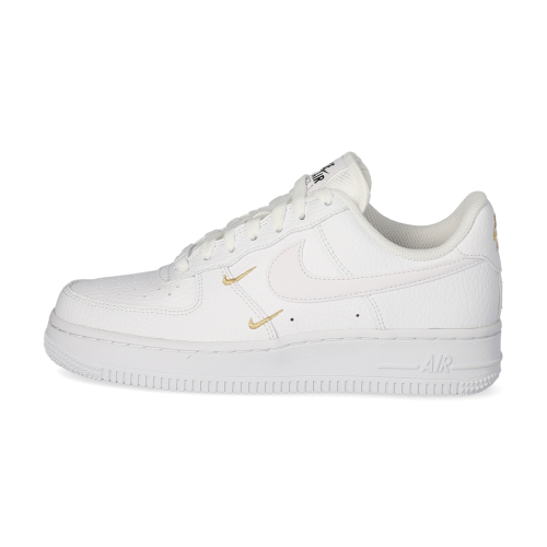 nike air force 1'07 essential femme blanche et or remise