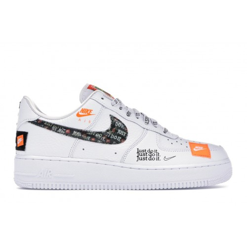 nike air force 1 low just do it femme boutique