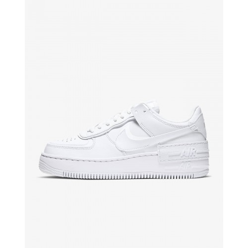 nike air force 1 shadow blanche femme boutique