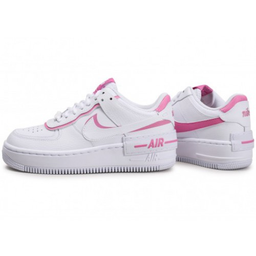nike air force one shadow femme rose magasin
