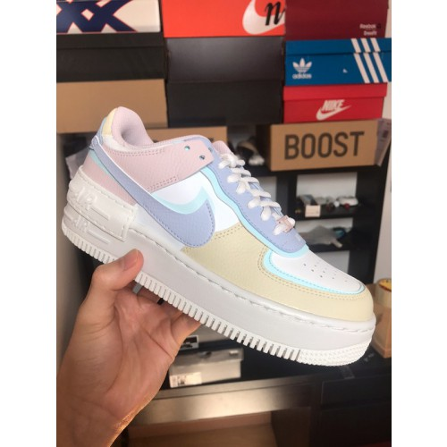 nike air force one shadow pastel femme boutique