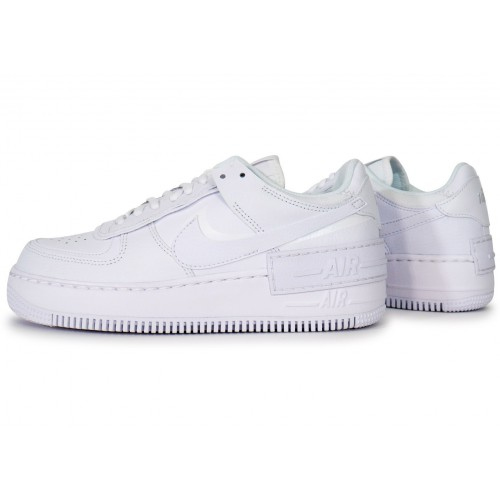 nike air force shadow blanche femme réduction