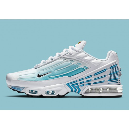 nike air max plus tuned 3 laser blue remise