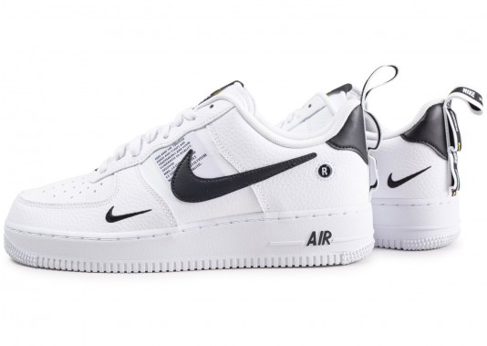 air force 1 utility femme blanche soldes