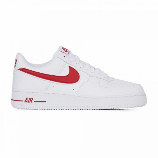air force one blanche rouge femme prix