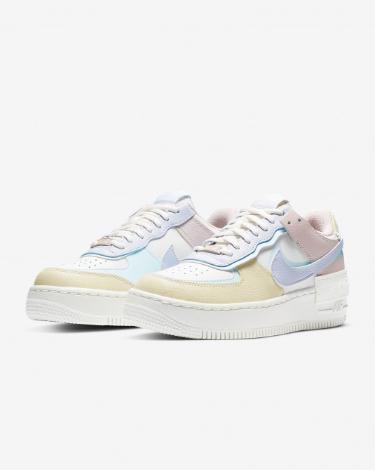 air force one shadow femme pastel vente