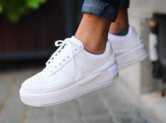 air max 1 femme blanche solde