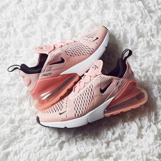 air max 270 femme rose gold clearance
