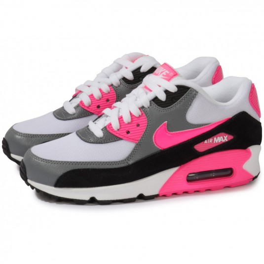 air max 90 femme rose collection