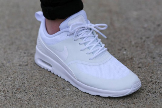 air max thea blanche femme magasin