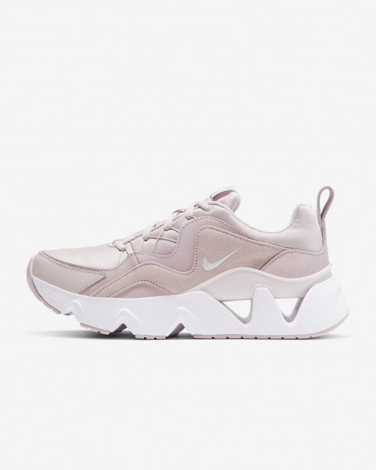 chaussure nike femme rose pale collection