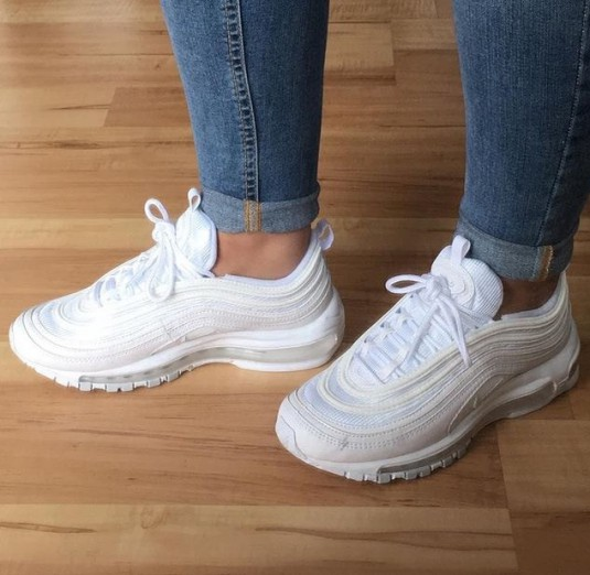nike 97 femme blanche pas cher collection