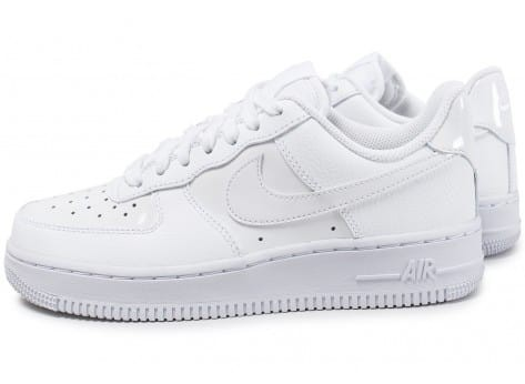 nike air force 1 '07 femme blanche soldes