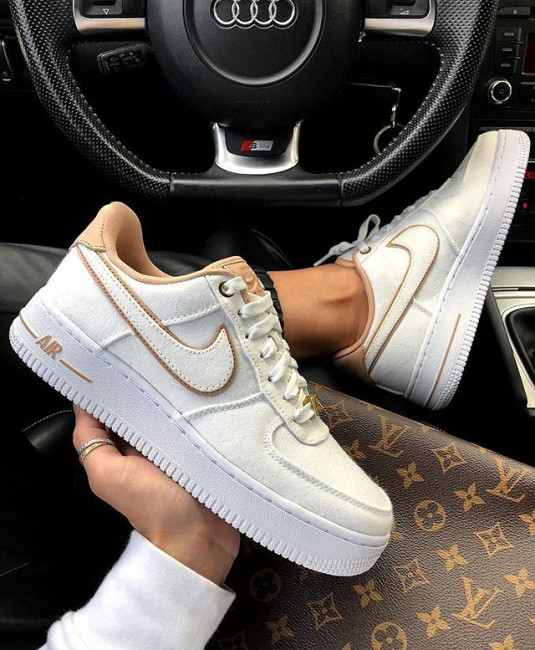 nike air force 1 '07 low lux femme nouvelle