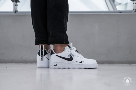 nike air force 1 '07 lv8 utility white femme collection