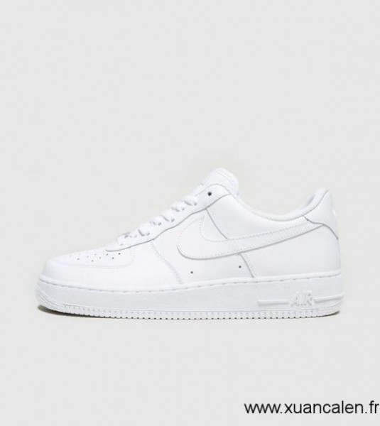 nike air force 1 femme blanche taille 39 prix
