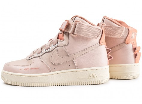 nike air force 1 high utility rose femme boutique