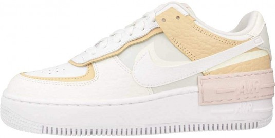 nike air force 1 shadow femme beige boutique