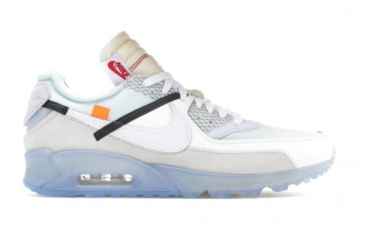 nike air max 90 off white 10 outlet